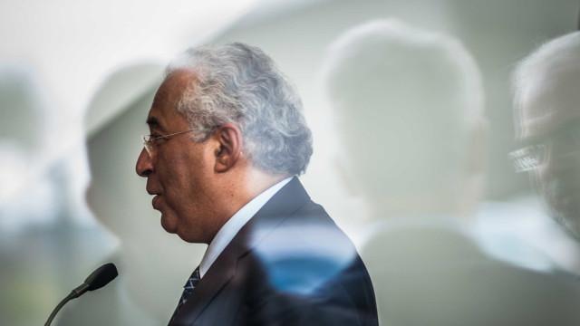 """""""Lei da rolha"""" na Proteção Civil? De Costa nem uma palavra"""