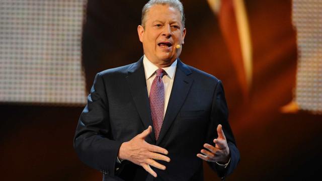 Al Gore no Porto em conferência sobre impacto das alterações climáticas