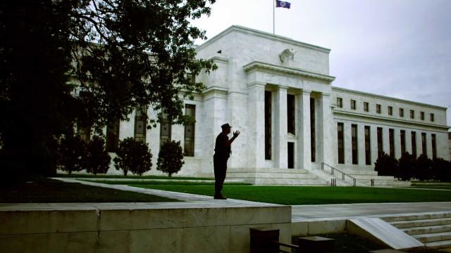 Fed admite efeito da reforma fiscal maior do que esperado