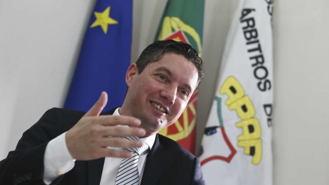 Presidente do Conselho de Arbitragem pediu para ser recebido pela PJ