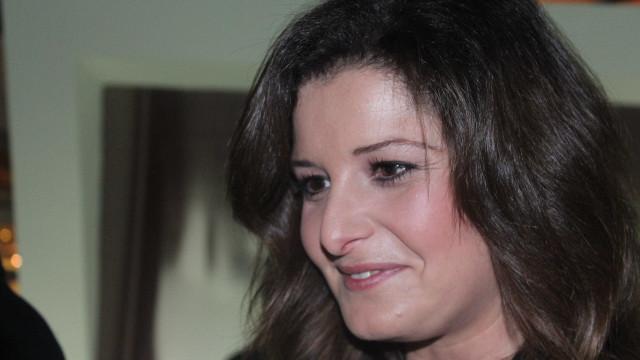 """Maria Botelho Moniz recorda a morte do namorado: """"Foi uma dor funda"""""""