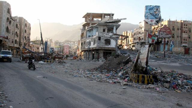 As provas das mortes de civis no Iémen causadas por bombas feitas nos EUA