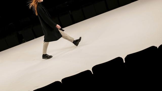 Portuguesa lançou Sophia Kah em Londres mas roupa é 100% nacional