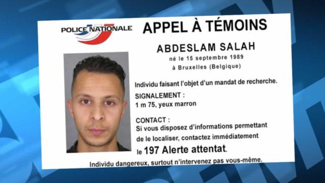 Suspeito dos atentados de Paris transferido durante a noite para Bruxelas