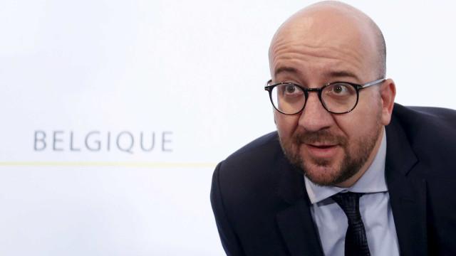 """Primeiro-ministro belga recusa que país seja visto como um """"falhanço"""""""
