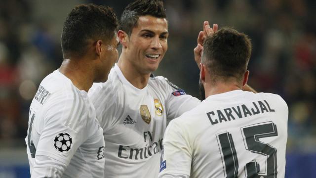 Dani Carvajal elege o melhor de sempre do Real e... não é Ronaldo