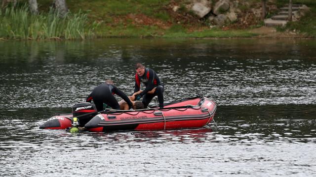 Encontrado corpo a seis metros de profundidade num rio em Monção