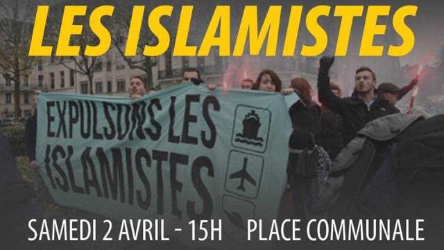 Grupo de extrema direita quer convocar manifestação contra islamitas