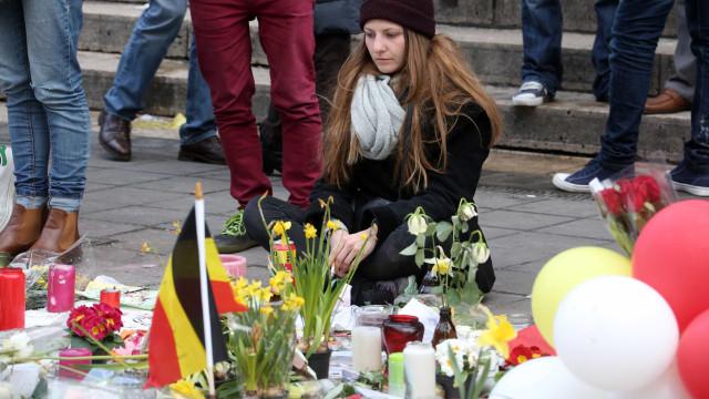 Bruxelas: Nova marcha contra o terror agendada para 17 de abril