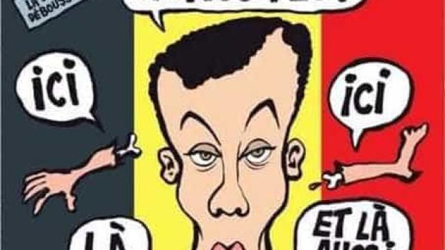 Capa do Charlie Hebdo volta a chocar e a causar polémica
