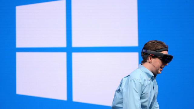 Microsoft pode estar prestes a apresentar segunda versão do HoloLens