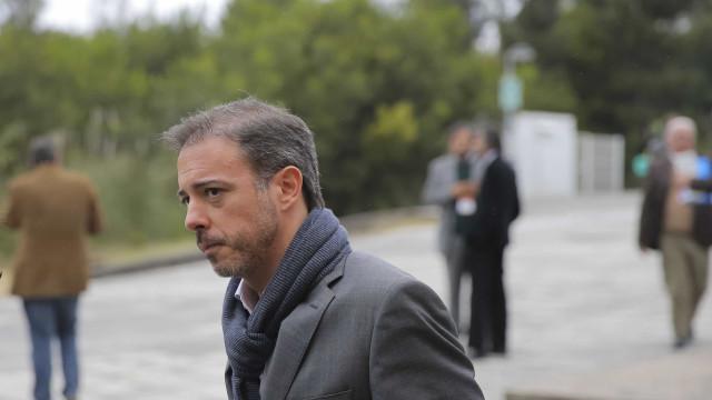 """""""O PSD está a ser vítima de um ataque"""", defende Pedro Duarte"""