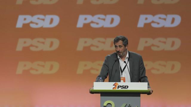 Eduardo Martins manifesto com os princípios gerais do PSD