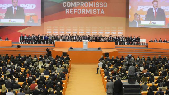 Lista de Rio e Santana ao Conselho Nacional com 34 eleitos em 70