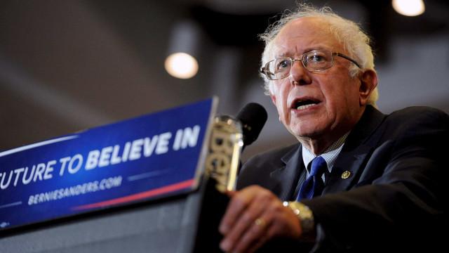 Bernie Sanders anuncia entrada na corrida às presidenciais de 2020