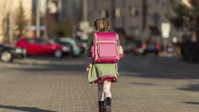 Estudo alerta: Percurso casa-escola pode não ser seguro para as crianças