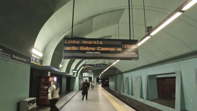 Grupo de cidadãos apresenta estudo desvaforável à linha circular do metro