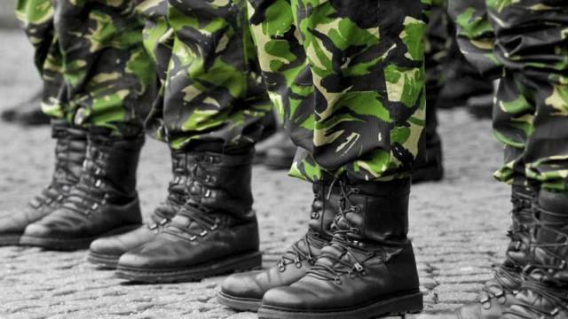 """Comandos: Médico pediu retirada """"emergente, mas não urgente"""" de recrutas"""