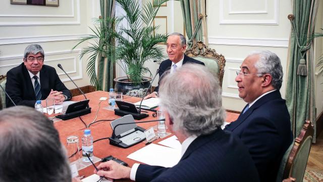 Conselho de Estado reúne-se hoje com 'reforço de peso' que chega de fora