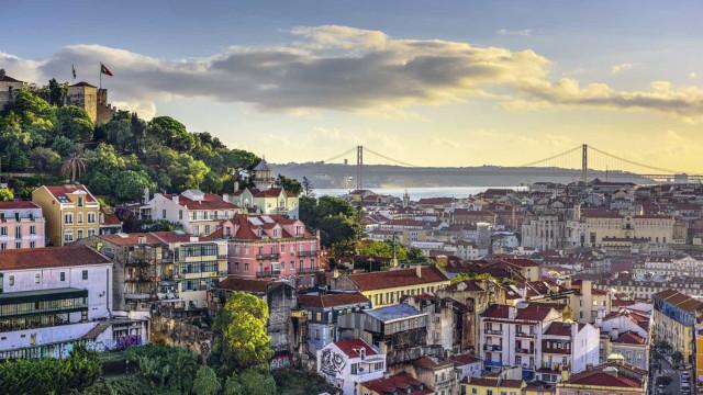Número de turistas brasileiros em Portugal bate recorde em 2017