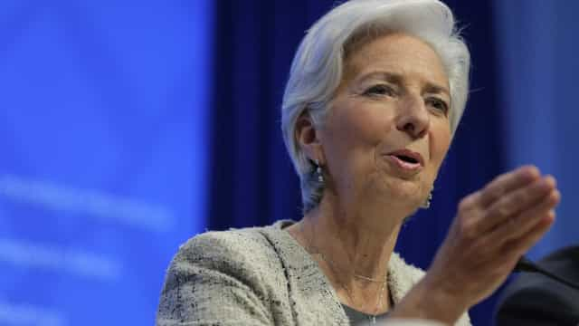 Diretora-geral do FMI e Presidente de Angola reúnem-se em Davos