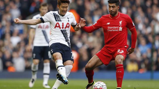 Liverpool anuncia dupla saída no plantel