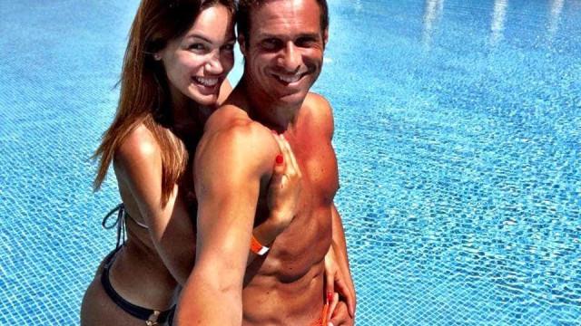 José Carlos Pereira e Liliana Aguiar vivem momentos divertidos em família