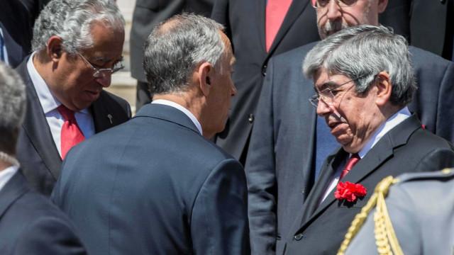 Ferro Rodrigues não substitui temporariamente Marcelo durante operação