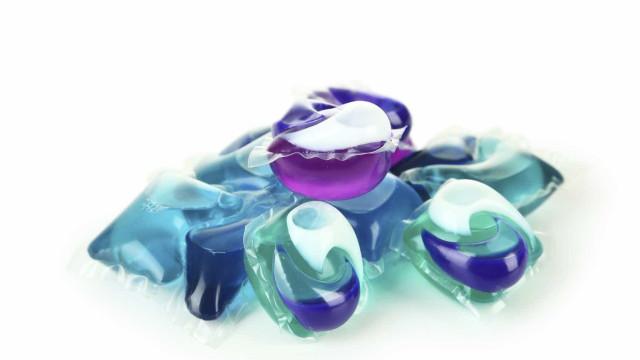 Desafio das cápsulas de detergente. PSP faz alerta