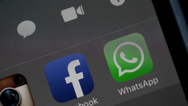 Discórdia entre Facebook e WhatsApp por… tamanho de secretárias