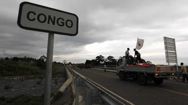 EUA enviam militares para o Gabão com receio de violência no Congo