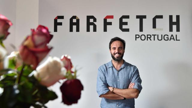 Chineses investem 355 milhões de euros na Farfetch
