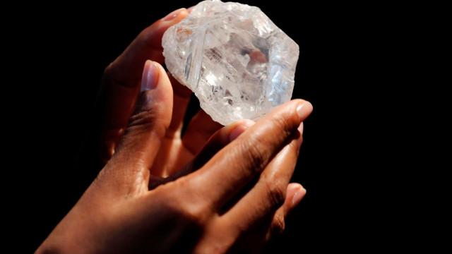 O segundo maior diamante de sempre já tem comprador