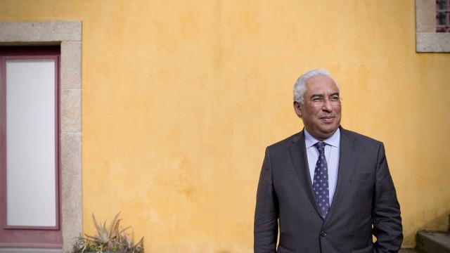 """Costa afirma que a """"melhor solidariedade"""" é visitar os concelhos afetados"""