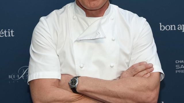 Gordon Ramsay confessa ter perdido 22 quilos para salvar o casamento