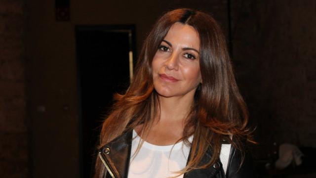 """Silvia Rizzo celebra o aniversário do seu """"primeiro grande amor"""""""