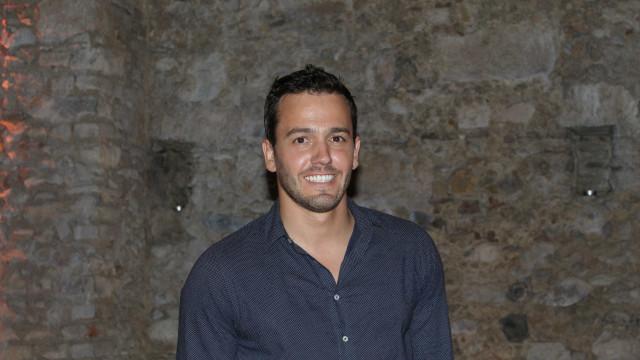 Pedro Teixeira está a frequentar curso de alta cozinha na Le Cordon Bleu