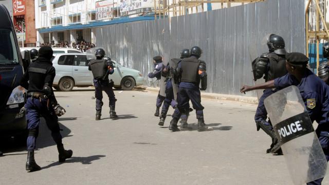 Oito pessoas foram mortas na última noite em Goma, a este da RDCongo