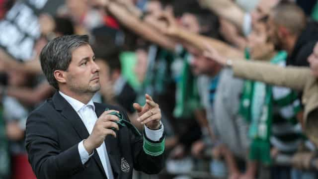 AG: Bruno de Carvalho continua suspenso de sócio do Sporting
