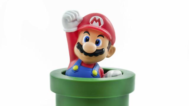 'Super Mario' pode estar a caminho do cinema