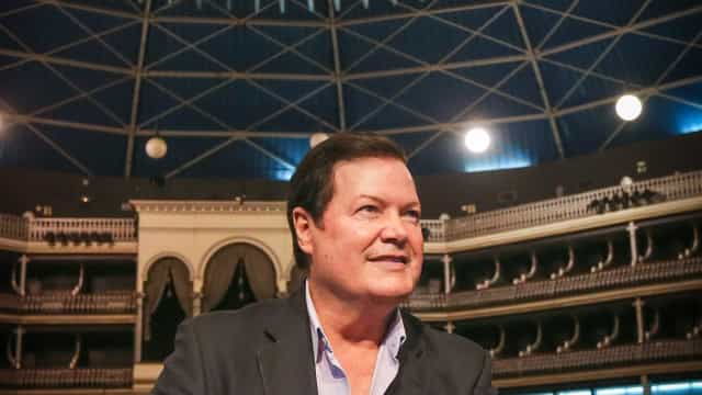 Marco Paulo estreia-se no salão Preto e Prata do Casino Estoril