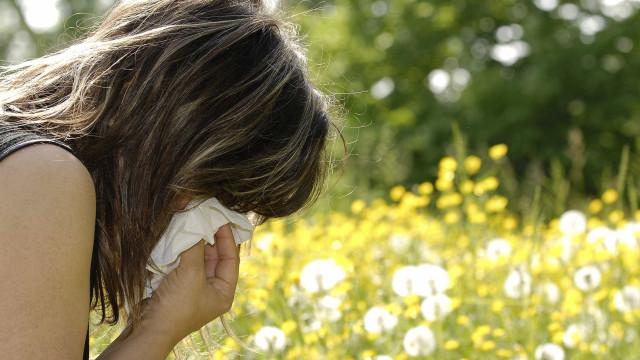 A primavera está a chegar ao fim, mas as alergias não. Prepare-se!