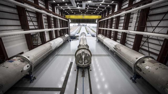 O dia de amanhã será histórico para a SpaceX