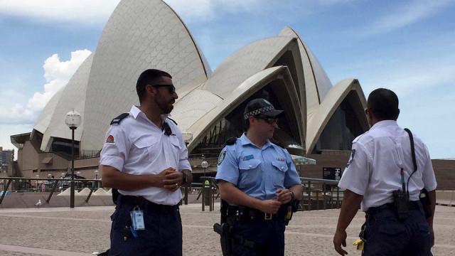 Polícia australiana alerta para ataques terroristas no final do ano