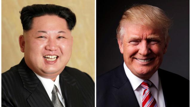 Trump não exclui que cimeira com Kim possa ser adiada
