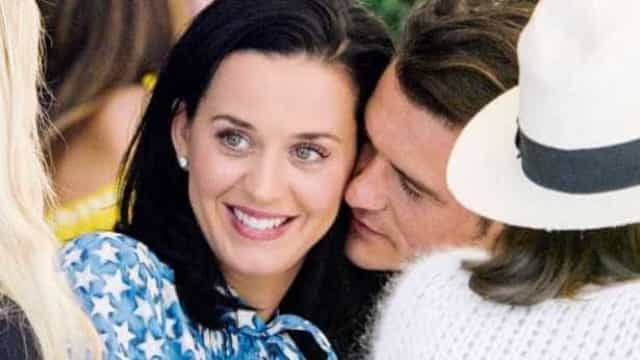 Katy Perry confirma namoro com Orlando Bloom