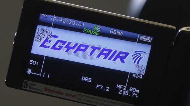 Israel encontra destroços do avião da Egyptair que caiu no Mediterrâneo