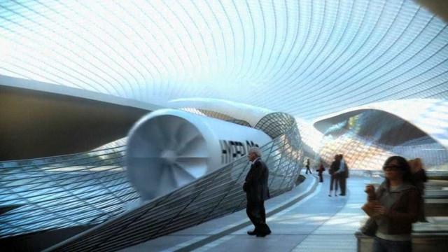 Conheça as 10 rotas que podem receber o Hyperloop primeiro