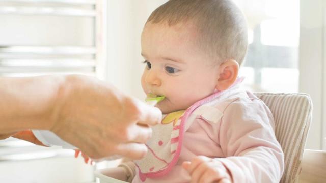 Estes são os melhores alimentos para o cérebro do seu bebé