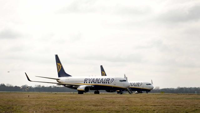 Governo acautelará interesses dos tripulantes da Ryanair de Faro